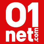 logo 01net TV