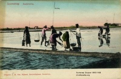Jejak Industri Garam Di Ambal, Sadang dan Karanganyar Tahun 1800-an