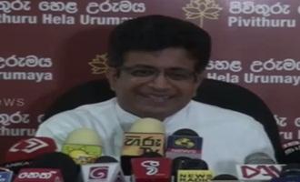 President should resign : Udaya Kammanpila