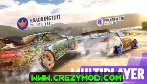 Drift Max Pro New Update mod apps (v2.5.22) (mod apk free everything)+No ads for Android