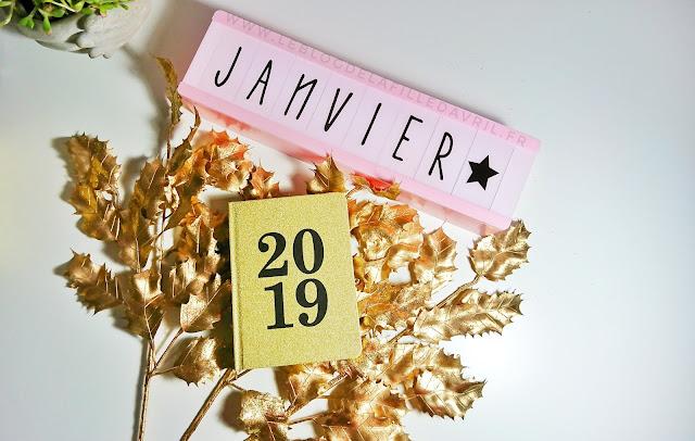 HAPPY NEW YEAR : Il est temps de dire au revoir à 2018.