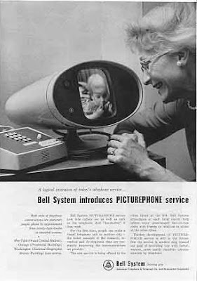 Bell System introduces Picturephone service