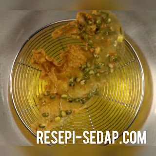 Resepi Peyek Kacang Hijau