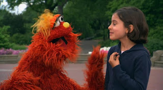 Murray What's the Word on the Street Brainstorm, Sesame Street Episode 4313 The Very End of X season 43