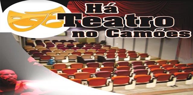 """Dias 18 e 19 de Fevereiro """"Há Teatro no Camões"""" CCP Luanda"""