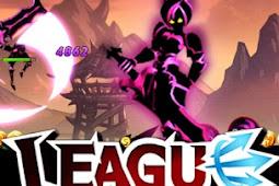 Download League of Stickman MOD Apk v5.9.2 Unlimited Gems and Money