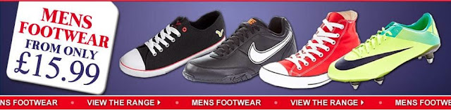 Fashion Sale Mens Footwear