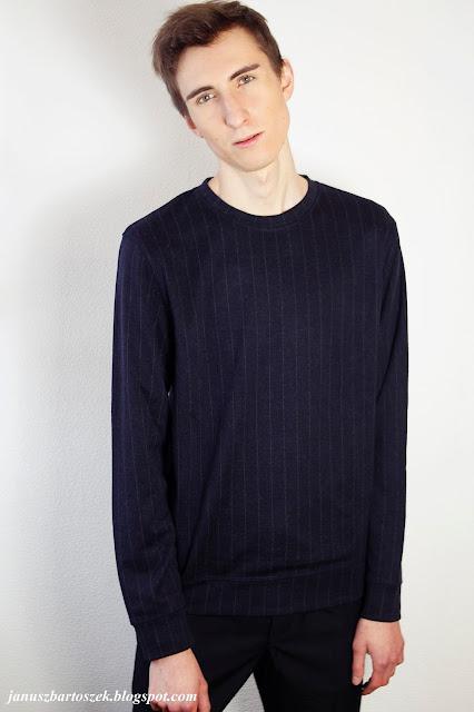 bluza w eleganckim wydaniu