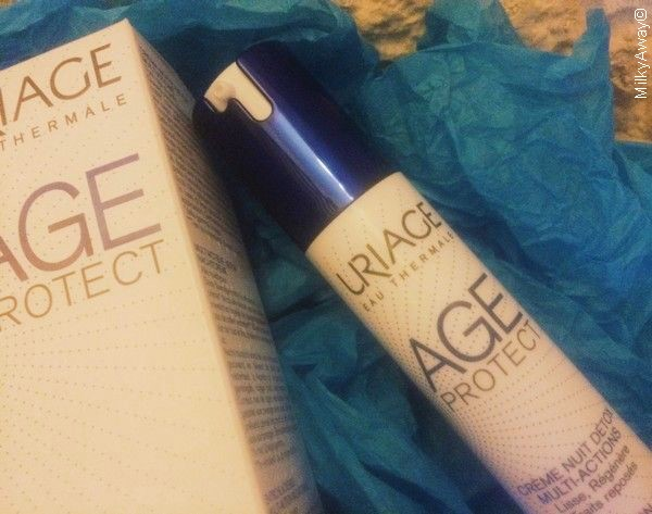 Gamme Age Protect by Uriage