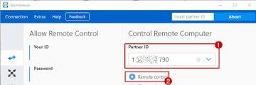 3 Cara Transfer File Menggunakan Teamviewer