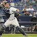 MLB: El dominicano Gary Sánchez está decidido a mejorar su defensa detrás del plato