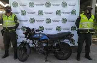 hoyennoticia.com, Capturado uno por acceso carnal abusivo con menor de 14,  otro andaba en una moto robada