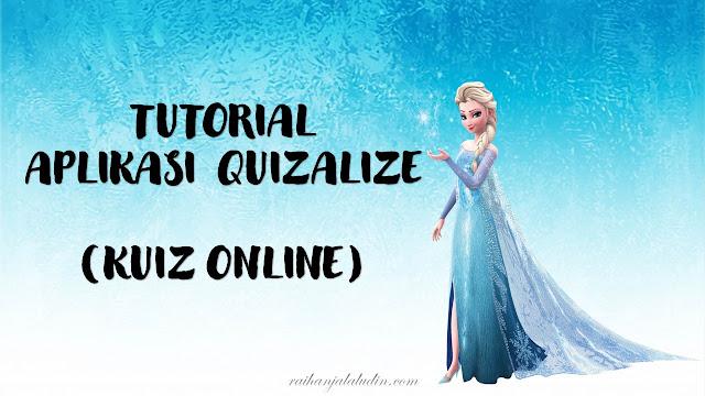 Tutorial Aplikasi Quizalize