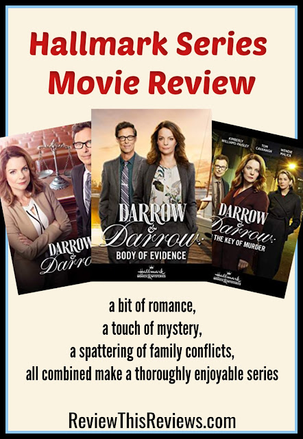 Darrow & Darrow Hallmark Movie Series Reviewed