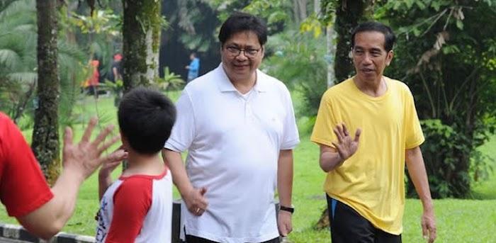 PDIP Mulai Kritis Pada Jokowi Karena Cemburu Dengan Golkar