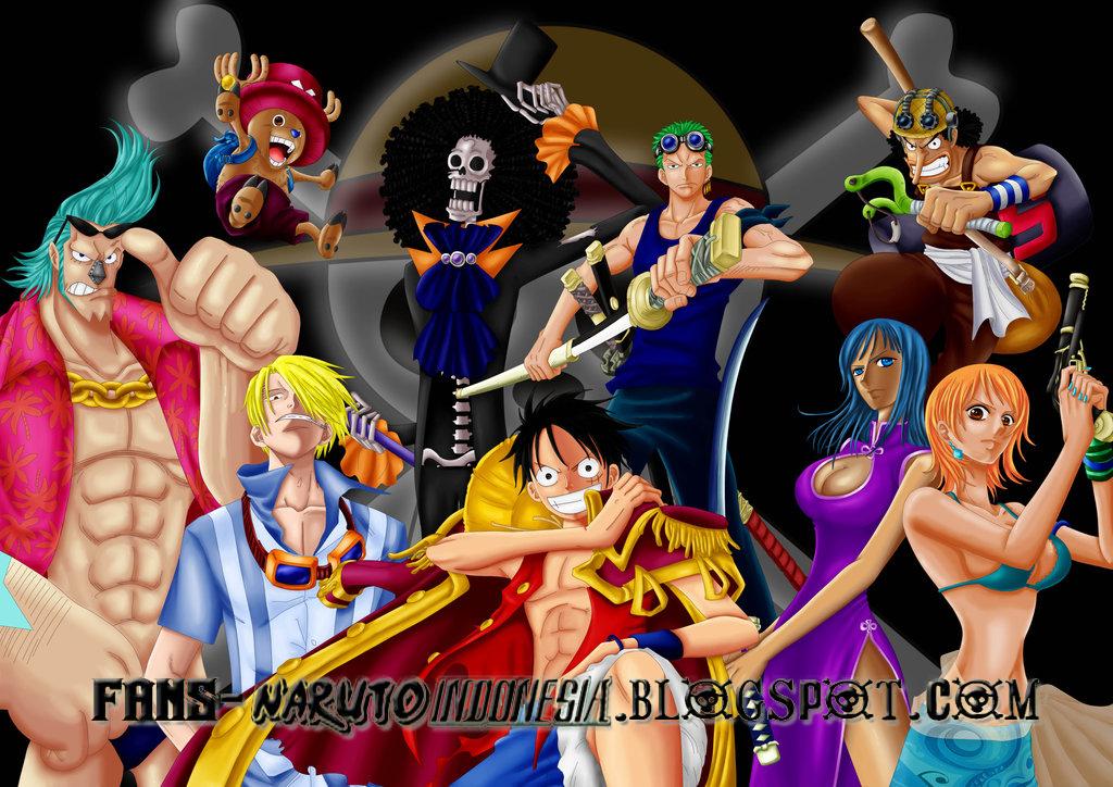 Anime One Piece Lengkap