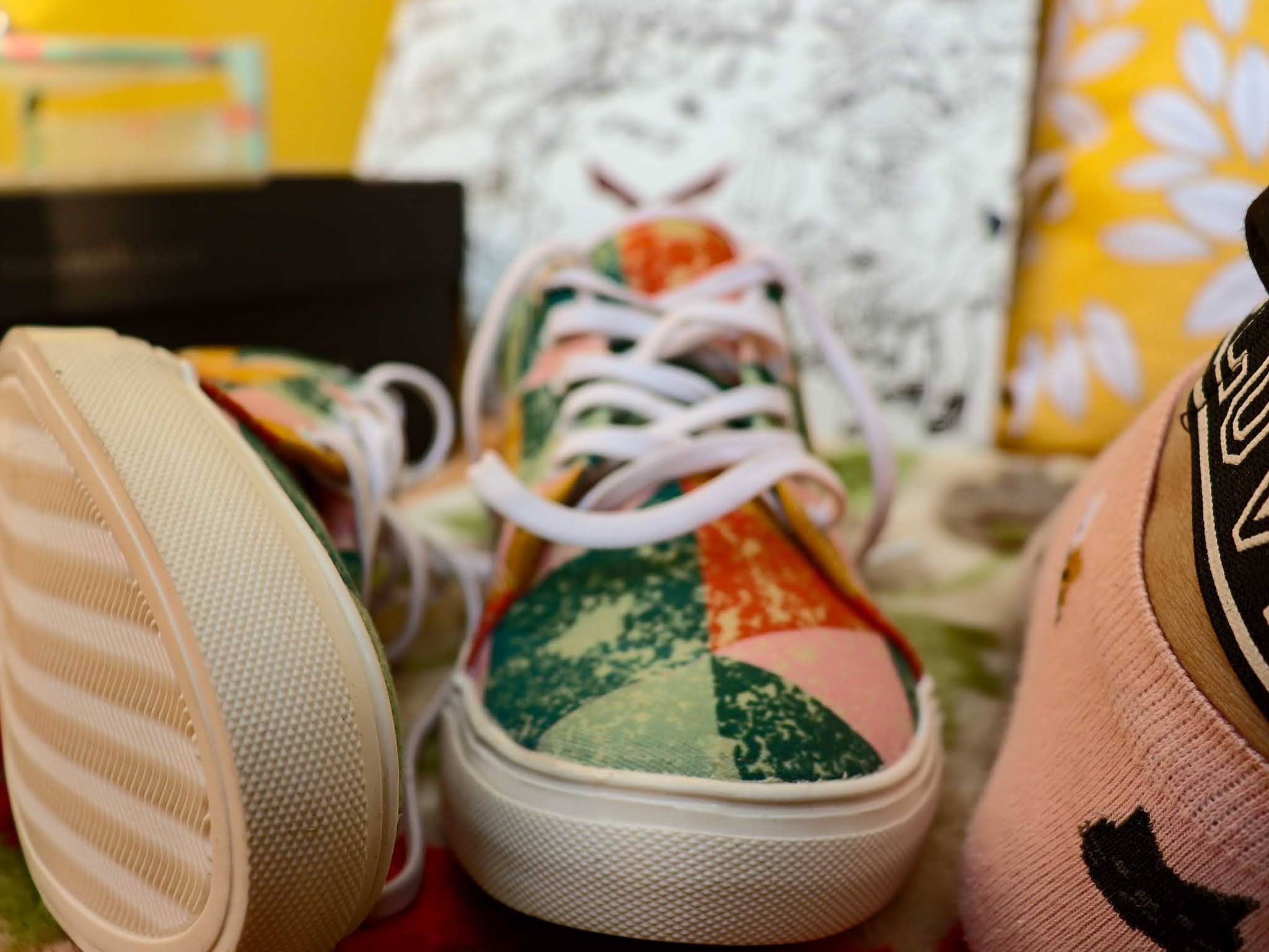 Customised Toesmith Sneakers