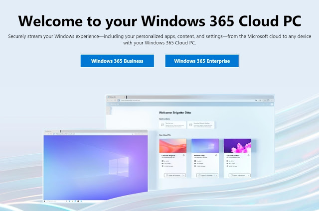 What is Windows 365 cloud PC ? Overview, Features and Pricing