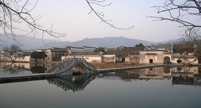 หมู่บ้านหงชุน (Hongcun Village)