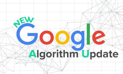 تغييرات جوجل