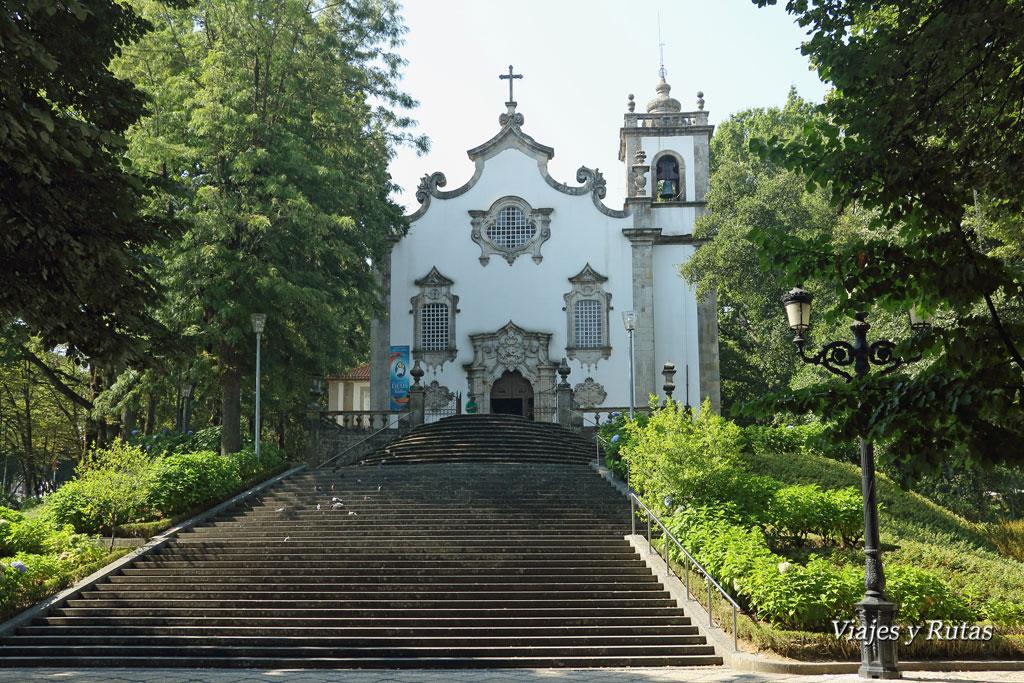 Iglesia de San Francisco, Viseu, Portugal