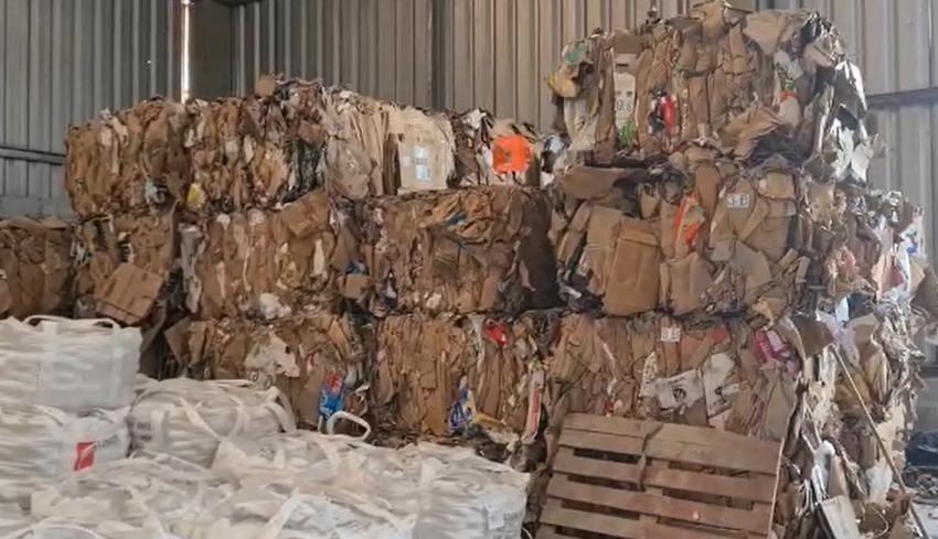 Contêineres encontrados no Porto de Santos com lixo serão devolvidos ao país de origem