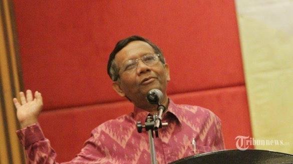 Mahfud MD: Isu Gaji Anggota BPIP Dipolitisasi untuk 'Menghantam' Megawati