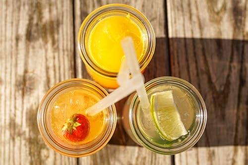 How to make orange sauce for salad