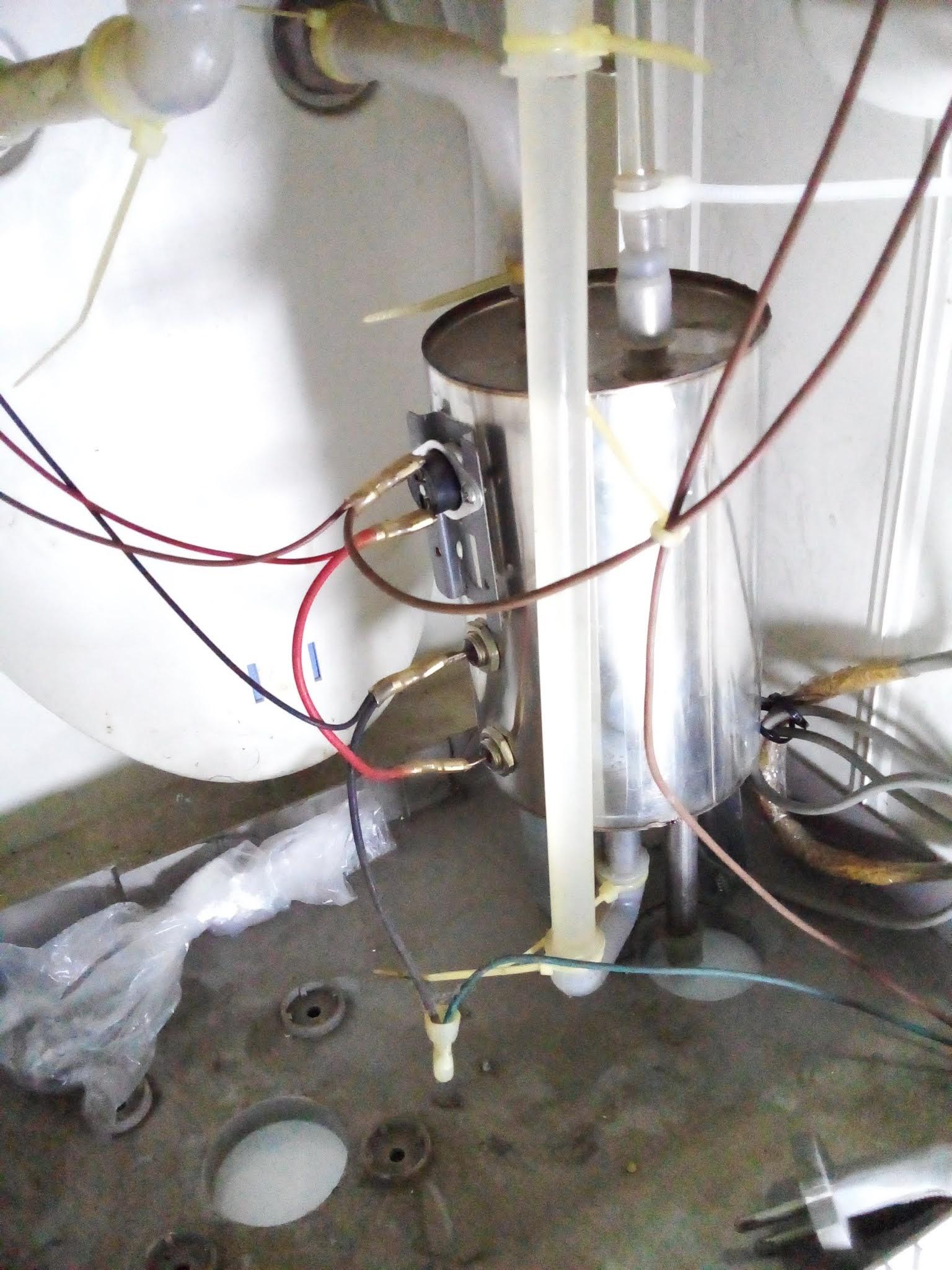 Cara memperbaiki dispenser tidak panas terbaru