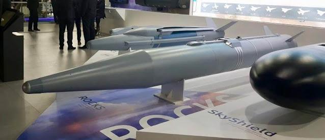 rocks rafael israel rocks missile bomb target Sparrow