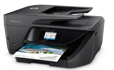HP OfficeJet Pro 6970 All-in-One Printer series - Free Download Driver
