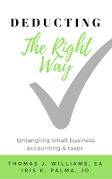 Deducting The Right Way: Untangling Small Business Accounting & Taxes