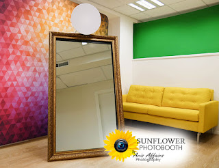 Sunflower Photobooth by Aris Affairs Photography can make your Prescott event a day to remember.