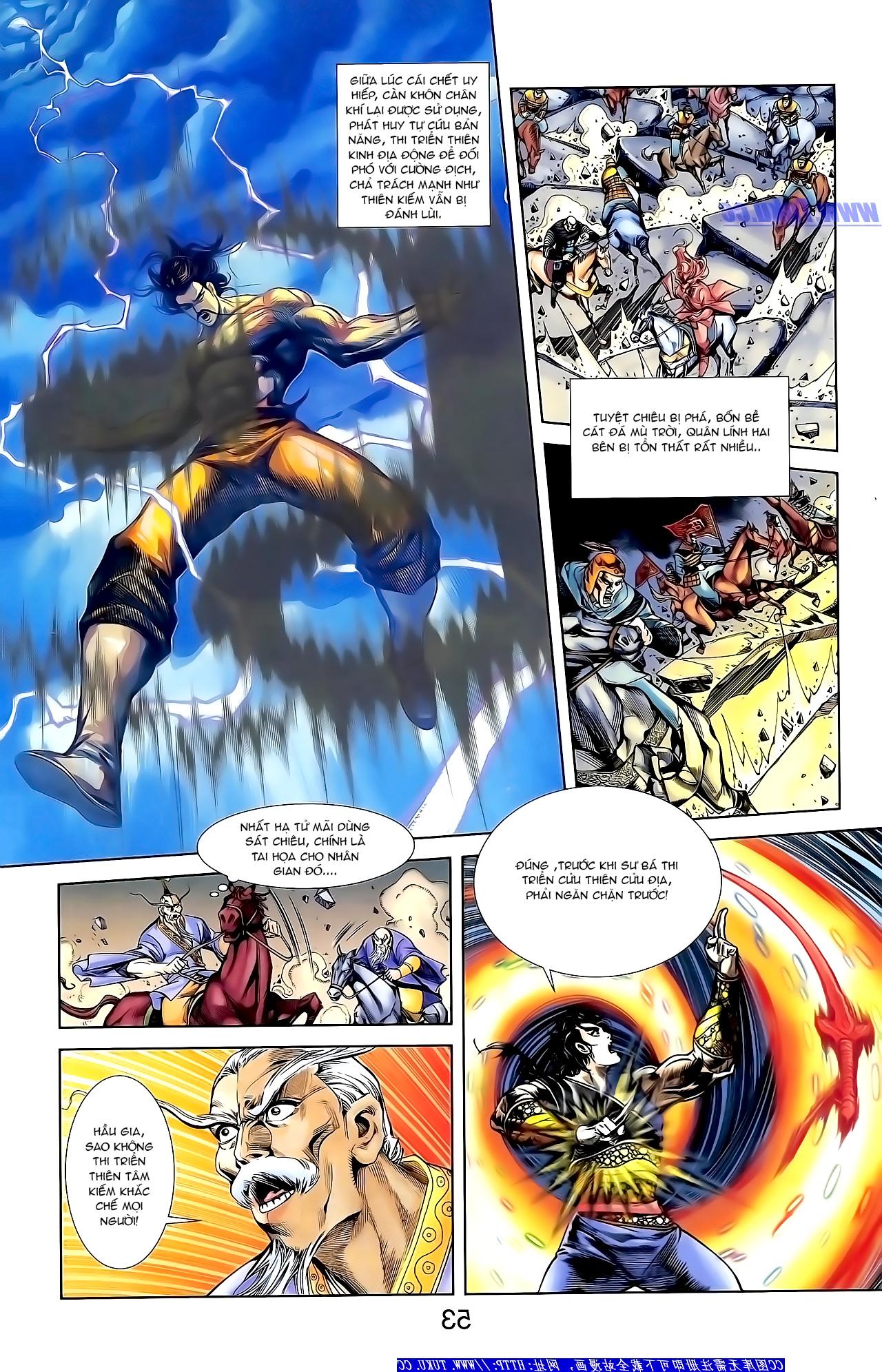 Cơ Phát Khai Chu Bản chapter 157 trang 18