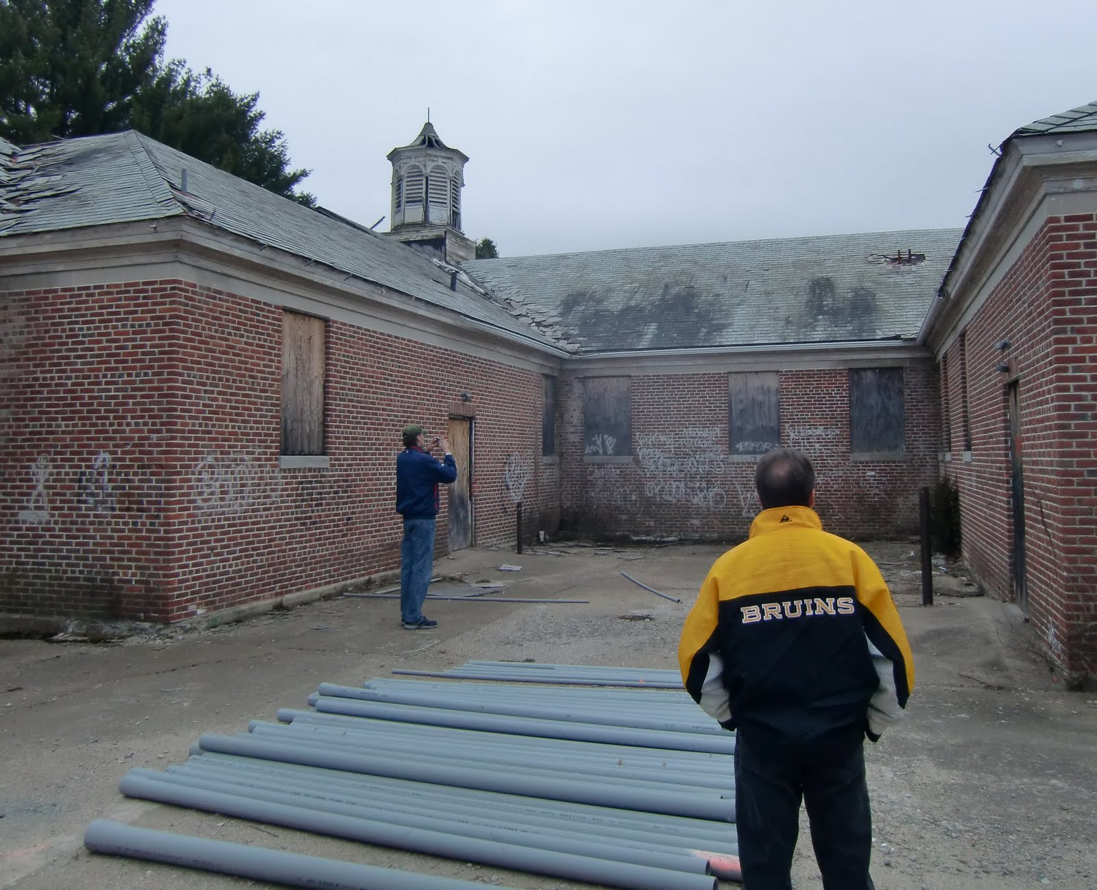 Southern Ct Paranormal Society The Ladd School Exeter Ri