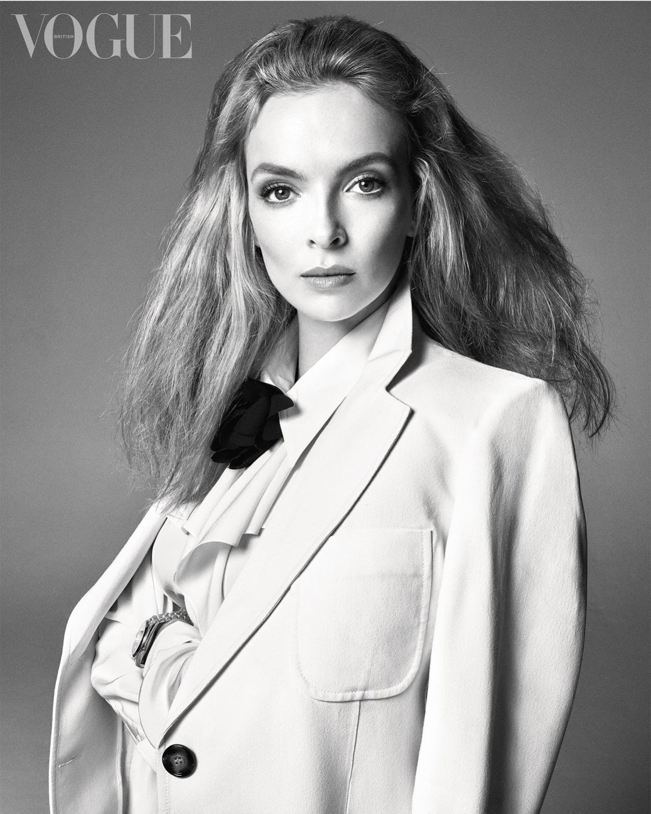 Jodie Comer Vogue Uk April 2020
