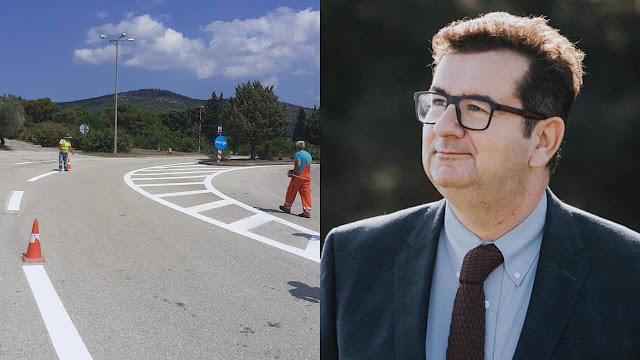 Μαλτέζος: Συνεχίζουμε την προσπάθειά μας να συντηρήσουμε τις υποδομές της Επιδαύρου