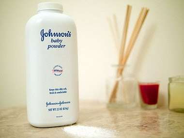johnson and johnson talc powder causing ovarian cancer