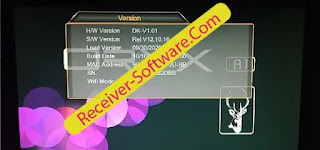 Oryx A1 1507g HD Receiver New Software 16 October 2020