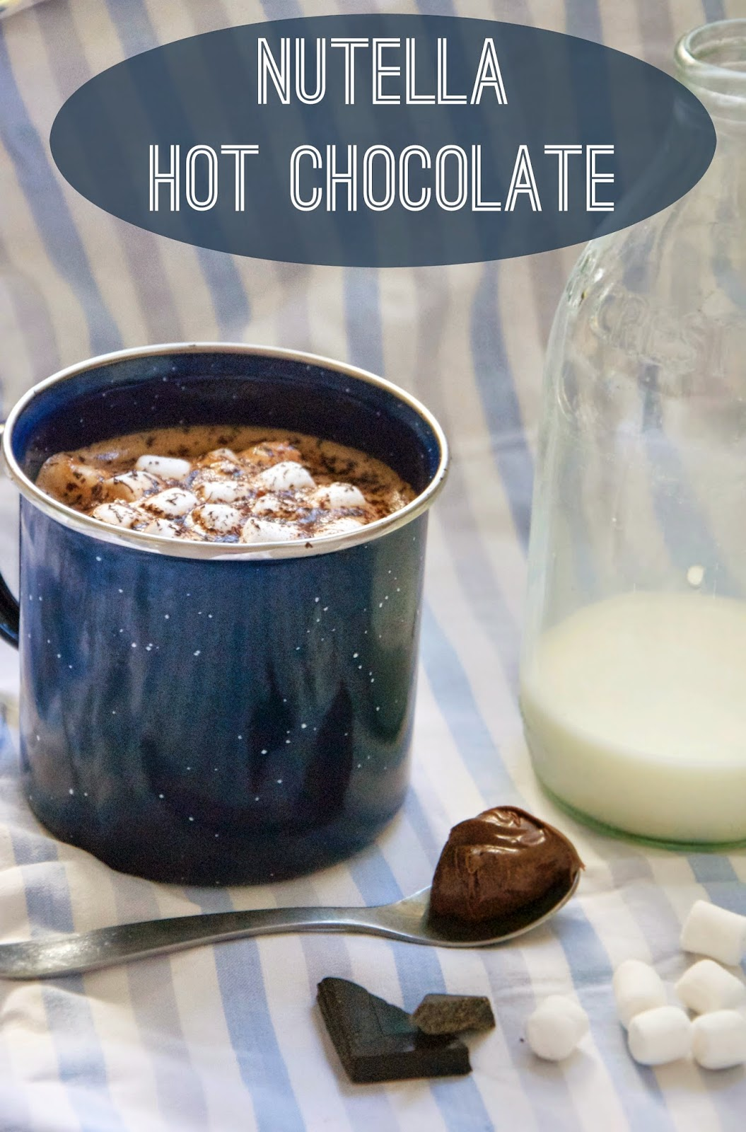 Nutella Hot Chocolate Recipe