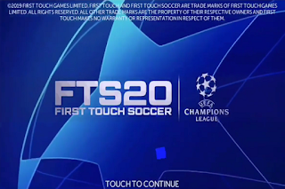 Download Game Android FTS 20 MOD UCL 2020