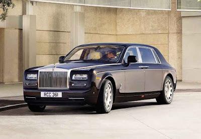 Rolls Royce Phantom Models
