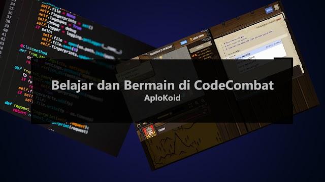 CodeCombat! Asyiknya Belajar Coding Sekaligus Bermain Game