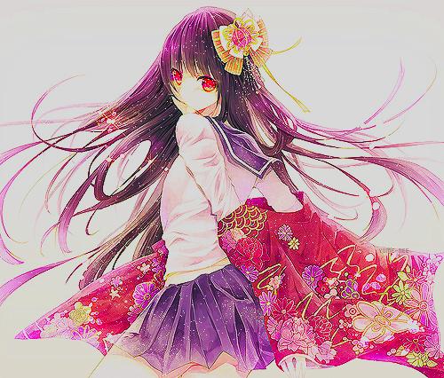 """""""Ngây Ngất"""" hình ảnh hoạt hình Anime dễ thương nhất năm"""