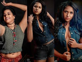 Sadhika Venugopal Hot Photoshoot