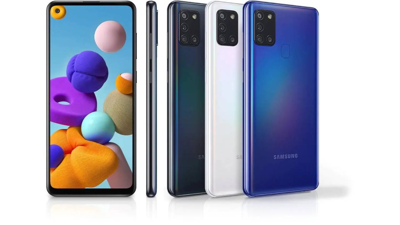 Review Samsung Galaxy A21S, Ponsel Terbaru Dari Galaxy A Series