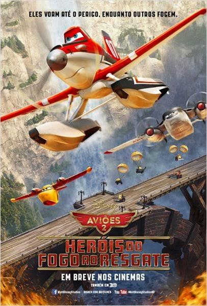 Aviões 2 : Heróis Do Fogo Ao Resgate