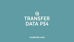 Cara Transfer Data yang tersimpan di PS4 ke PS5
