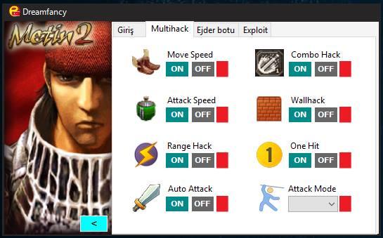 metin2 pvp hack wallhack