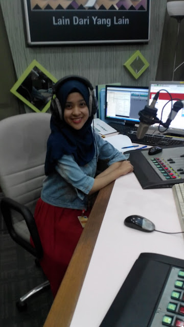 On air at Radio Trax FM